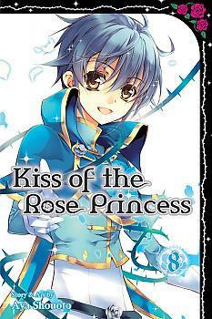 Kiss of the Rose Princess Manga Vol.   8
