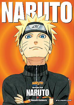 Naruto Shippuden Art Book - Illustration Book