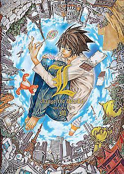Death Note: L, Change the World Novel