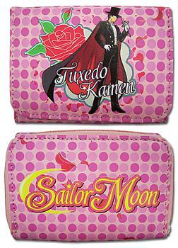 Sailor Moon Wallet - Tuxedo Kamen