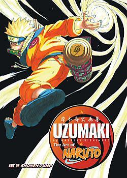 Art Book: Naruto - Uzumaki