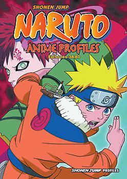 Art Book: Naruto Profile Vol. 2: Episodes 038-080 Anime