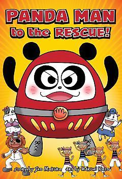 Panda Man to the Rescue! Manga
