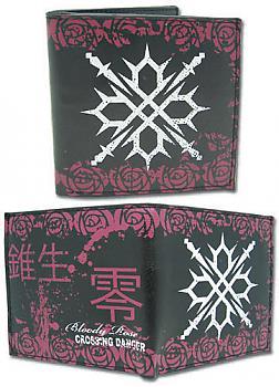 Vampire Knight Wallet - Zero Tattoo Symbol