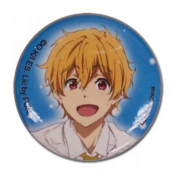 Free! 2 Button - Nagisa