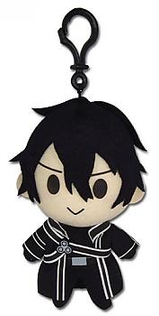 "Sword Art Online 5"" Plush Key Chain - Kirito"