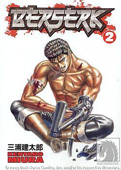 Berserk Manga Vol.   2