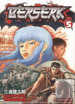 Berserk Manga Vol.   5