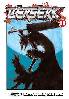 Berserk Manga Vol.  28