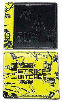 Strike Witches Wallet - Silouettes