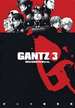 Gantz Manga Vol.   3