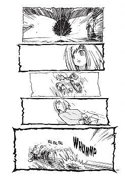 FLCL Omnibus Manga