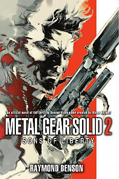 Metal Gear Solid 2: Sons of Liberty Novel