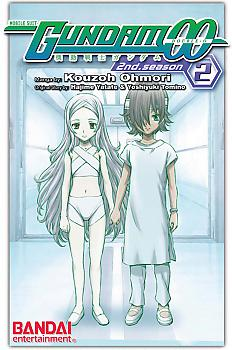 Gundam 00 Season 2 Manga Vol.   2