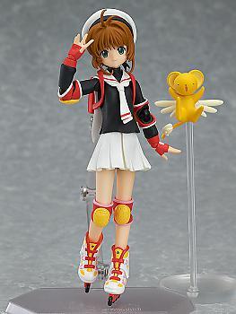 Cardcaptor Sakura Figma Action Figure - Sakura School Uniform Ver.