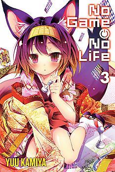 No Game No Life Novel Vol.  3
