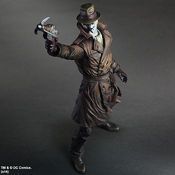 Watchmen Play Arts Kai Action Figure - Rorschach
