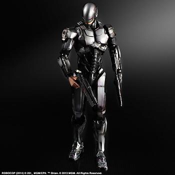 Robocop (2014) Play Arts Kai Action Figure - Robocop 1.0