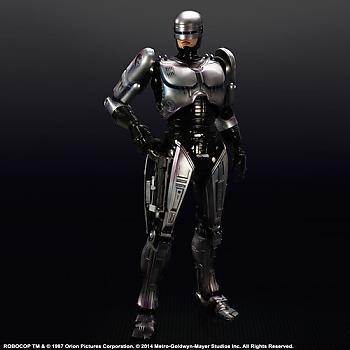 Robocop (1987) Play Arts Kai Action Figure - Robocop