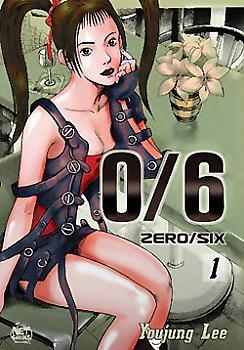 0/6 Manga Vol.   1