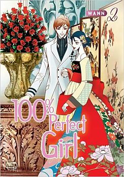 100 Percent Perfect Girl Manga Vol.   2