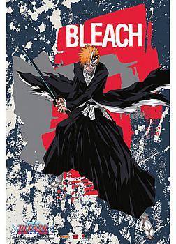 Bleach Wall Scroll - Ichigo with Visored Mask