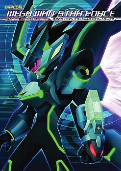 Art Book: Mega Man Star Force Official Complete Works