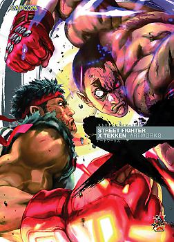 Art Book: Street Fighter X Tekken Artworks (SC)