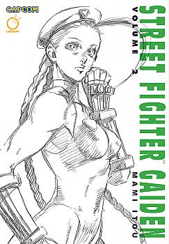 Street Fighter Gaiden Manga Vol.   2