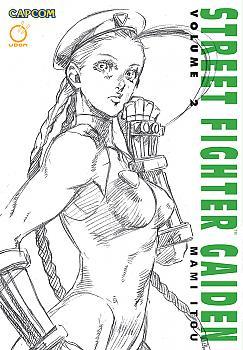 Street Fighter Gaiden Manga Vol.   2