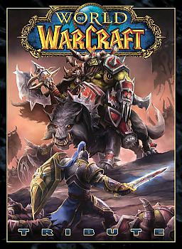 World of Warcraft Art Book - Tribute (SC)