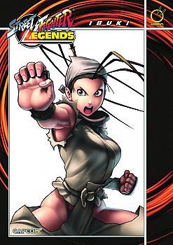 Street Fighter Legends Manga Vol.  3: Ibuki
