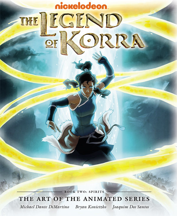 Avatar Sequel: Avatar Legend Of Korra Art Book
