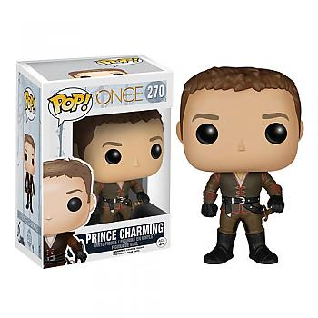 Once Upon A Time POP! Vinyl Figure - Prince Charming