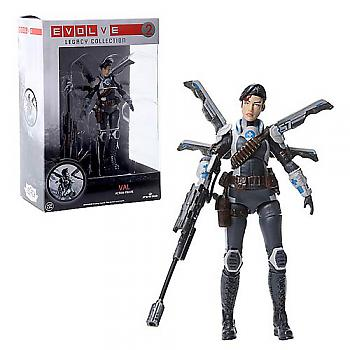 Evolve Legacy Action Figure - Val