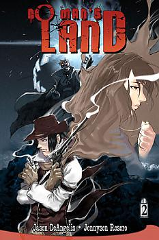 No Man's Land Manga Vol.   2