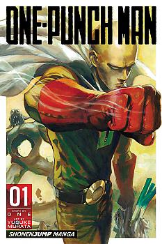One-Punch Man Manga Vol.   1