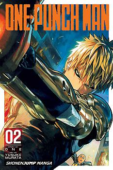 One-Punch Man Manga Vol.   2
