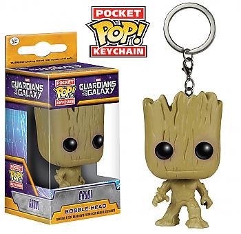 Guardians of the Galaxy Pocket POP! Key Chain - Groot