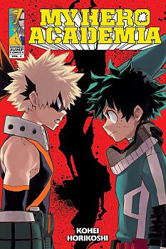 My Hero Academia Manga Vol.   2