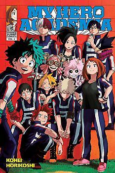 My Hero Academia Manga Vol.   3