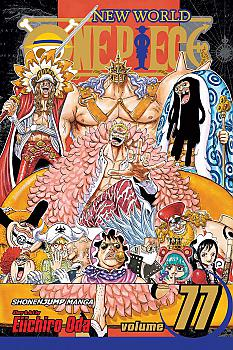 One Piece Manga Vol.  77