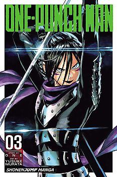 One-Punch Man Manga Vol.   3