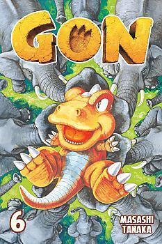 Gon Manga Vol.   6