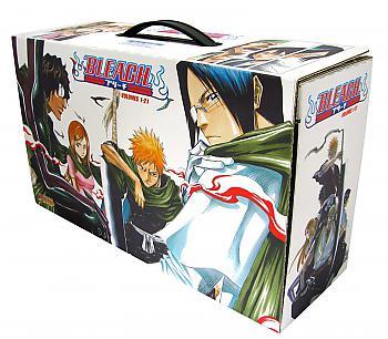 Bleach Manga Box Set - Collection 1 Volumes 1-21