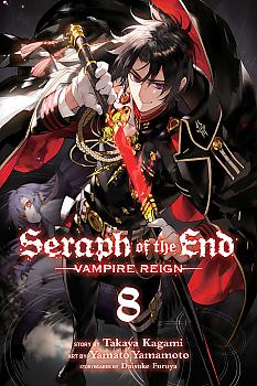 Seraph of the End Manga Vol.   8
