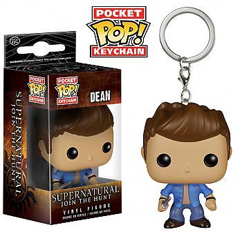 Supernatural Pocket POP! Key Chain - Dean