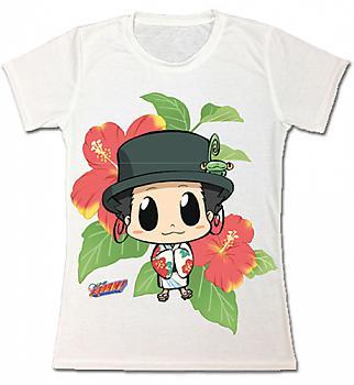Reborn! T-Shirt - Reborn Tropical (Junior XXL)