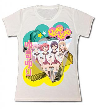 Yuruyuri T-Shirt - Classroom Group (Junior M)