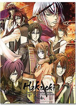 Hakuoki 2nd Wall Scroll - Key Art